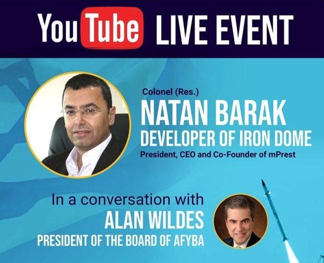 Colonel Natan Barak